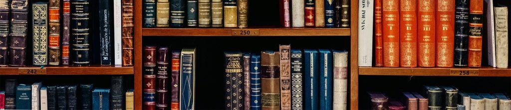 Library of Books | Naples Global Advisors, SEC Registered Investment Advisor