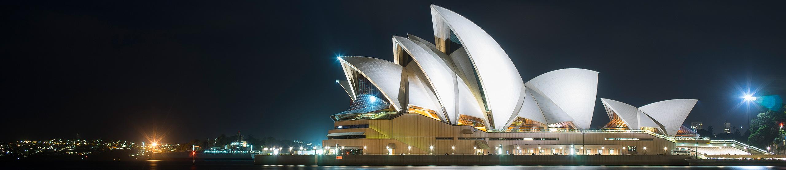 Sydney Opera House | Naples Global Advisors, SEC Registered Investment Advisor