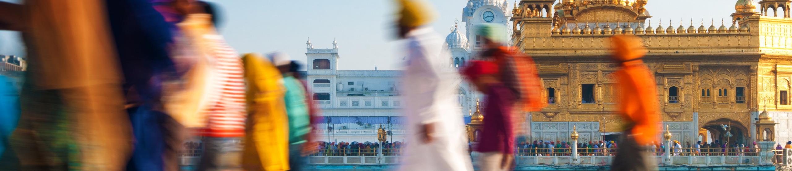 Walking in India | Naples Global Advisors, SEC Registered Investment Advisor